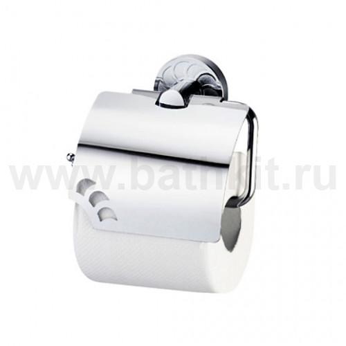Держатель туалетной бумаги с крышкой