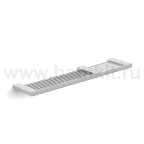 Полка универсальная 52 см (решетка+решетка)