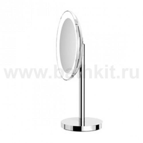 Зеркало косметическое с подсветкой