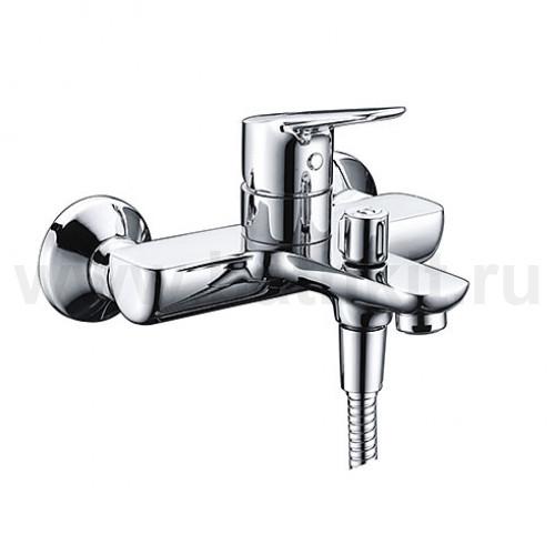 Смеситель для ванны с коротким изливом 4501