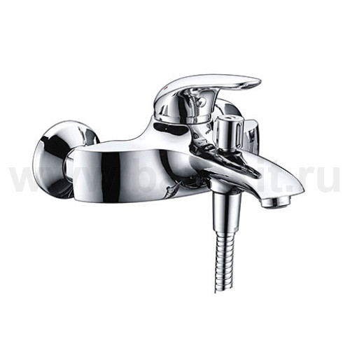 Смеситель для ванны с коротким изливом 2801