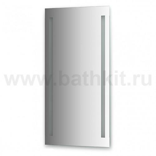 Зеркало со встроенными светильниками (60х120 см)