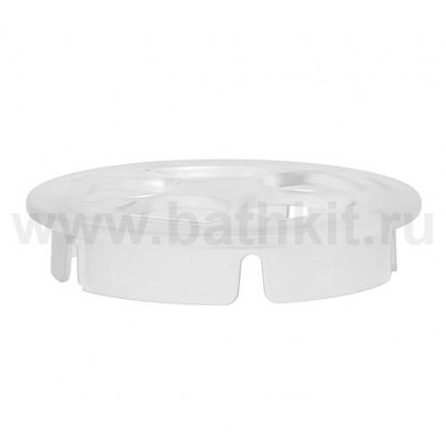 Держатель зубных щеток - компонент (пластик)