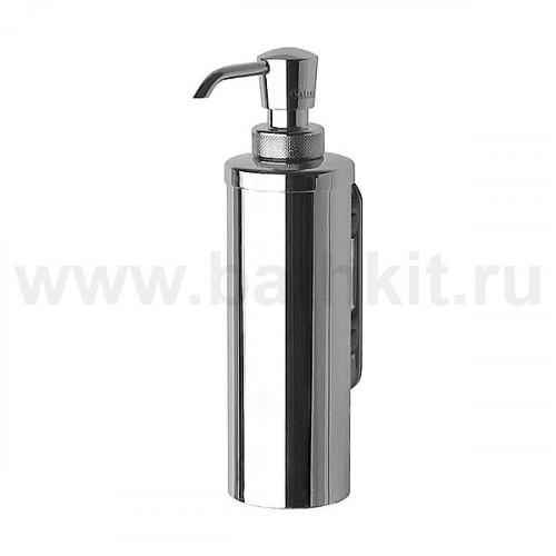 Дозатор для жидкого мыла металлический