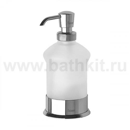 Дозатор для ж/мыла стеклянный настольный