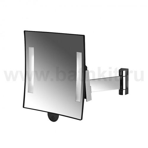 Зеркало с подсветкой к стене