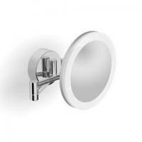 Зеркало поворотное косметическое с подсветкой (плекс)