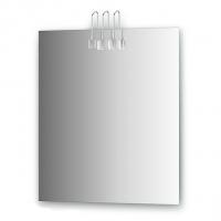 Зеркало со светильниками (65х75 см)