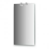 Зеркало со светильниками (40х75 см)