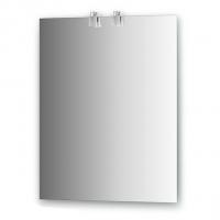 Зеркало со светильниками (60х75 см)