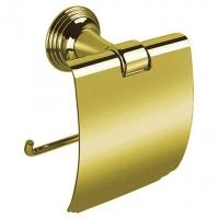 Держатель для туалетной бумаги с крышкой