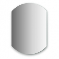 Зеркало (55х75 см, хром)