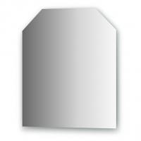 Зеркало, хром (55х65 см)