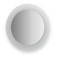 Зеркало (Ø 50 см)