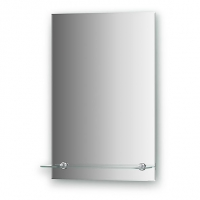 Зеркало с полочкой (40х60 см)