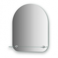 Зеркало с полочкой (40х50 см)
