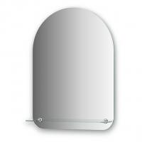 Зеркало с полочкой (50х70 см)