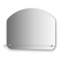 Зеркало с полочкой (70х55 см)