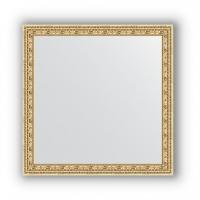 Зеркало в багетной раме (62х62см)