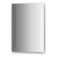 Зеркало с зеркальным обрамлением (50х70 см)