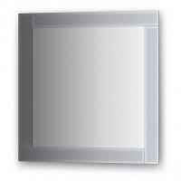 Зеркало с зеркальным обрамлением (60х60 см)