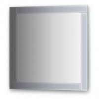 Зеркало с зеркальным обрамлением (70х70 см)