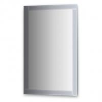 Зеркало с зеркальным обрамлением (70х110 см)