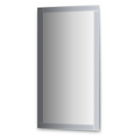 Зеркало с зеркальным обрамлением (70х130 см)
