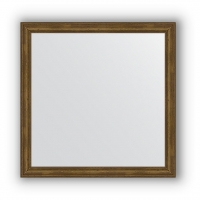 Зеркало в багетной раме (73х73 см)