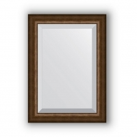 Зеркало в багетной раме  (52х72 см)