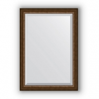 Зеркало в багетной раме  (72х102 см)