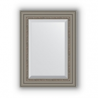 Зеркало в багетной раме  (56х76см)