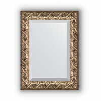 Зеркало в багетной раме  (56х76 см)