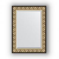 Зеркало в багетной раме  (80х110 см)