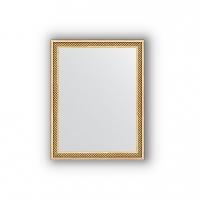 Зеркало в багетной раме (36х46см)