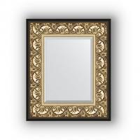Зеркало в багетной раме (50х60 см)