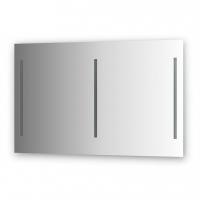 Зеркало с 3-мя встроенными LED-светильниками 16 W