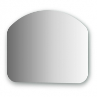 Зеркало  (60х50 см, хром)