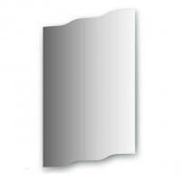 Зеркало  (50х80 см, цвет хром)