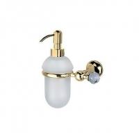 Дозатор для жидкого мыла с кристаллами Swarovski