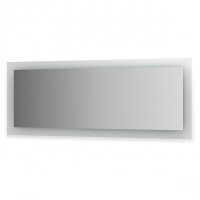 Зеркало со встроенными светильниками (180х70 см)