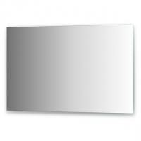 Зеркало со встроенными светильниками (110х70 см)