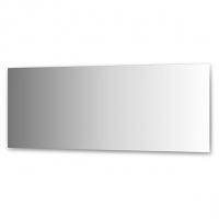 Зеркало со встроенными светильниками (180х70 см, хром)