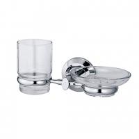 Держатель стакана и мыльницы