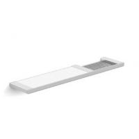 Полка универсальная 52 см (стекло+решетка)