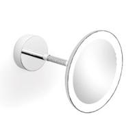 Зеркало косметическое к стене с подсветкой