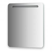 Зеркало со встроенным светильником (60х70 см)