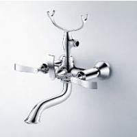 PURE Смеситель ванна стена (с держателем лейки)