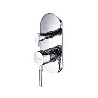 Смеситель для ванны и душа со встраиваемой системой монтажа