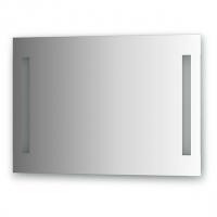 Зеркало со встроенными светильниками (80х55 см)